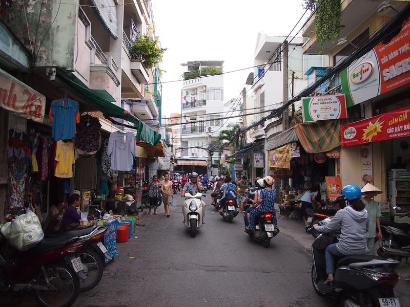CMT8 Hem 285 - Ho Chi Minh City