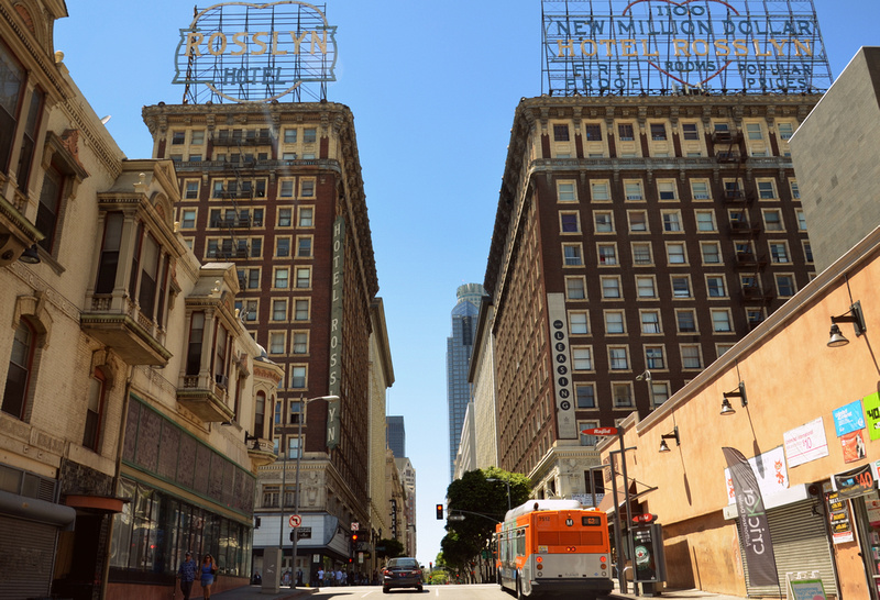 Rosslyn Hotel - Downtown LA