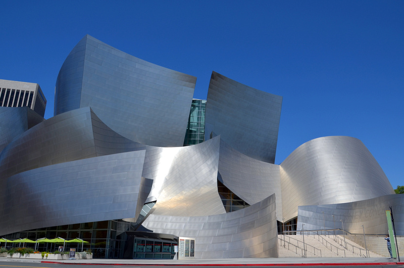 Walt Disney Concert Hall - Downtown LA