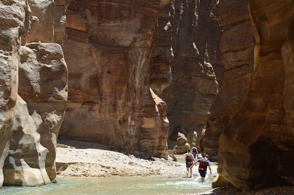 Mujib Biosphere Reserve [Jordan]