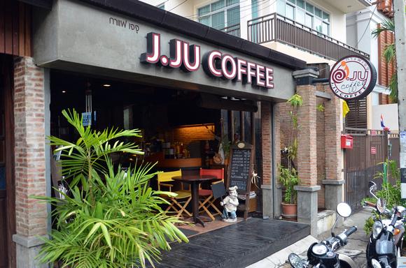 J.Ju Coffee - Chiang Mai