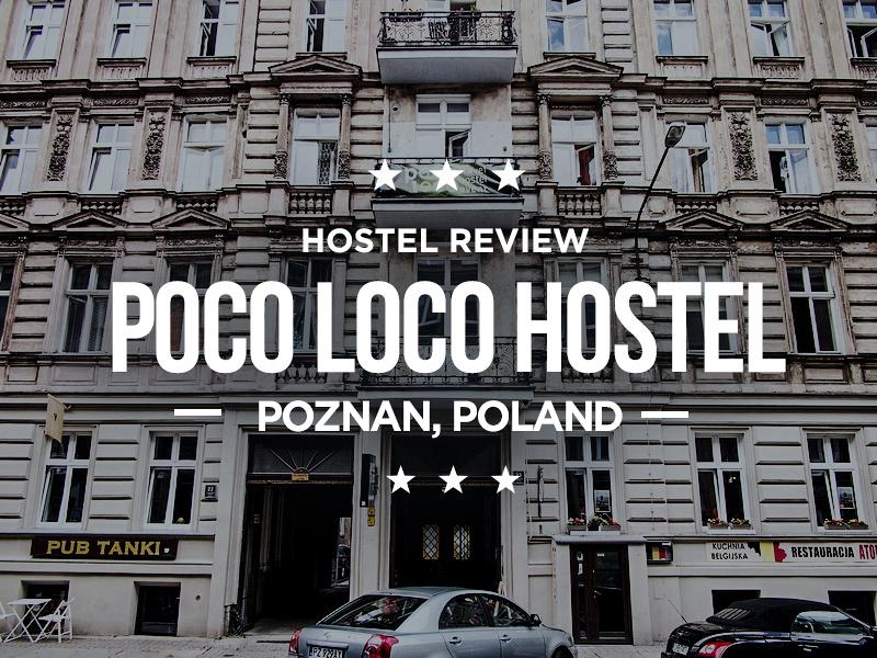 Poco Loco Hostel, Poznan - Poland