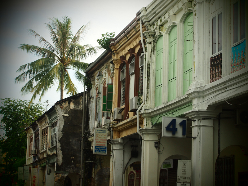 Love Lane: Georgetown - Penang