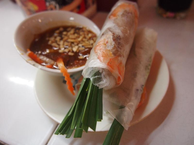 Spring Rolls - Ho Chi Minh City