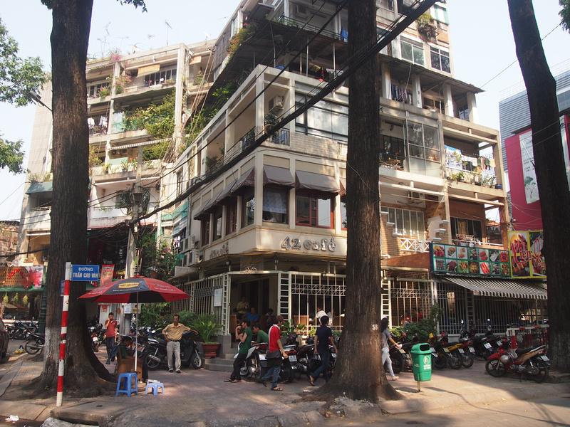 42 Cafe: Ho Chi Minh City
