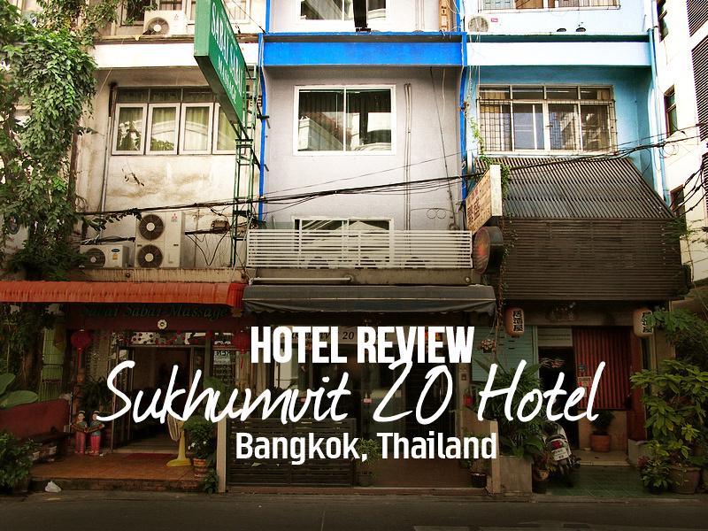 Sukhumvit 20 Hotel, Bangkok - Thailand