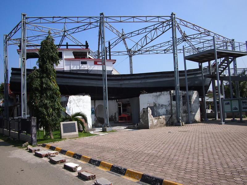 Tsunami Boat - Banda Aceh