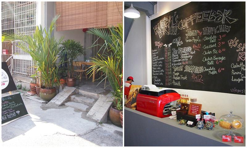 Budan's Brew: Georgetown - Penang