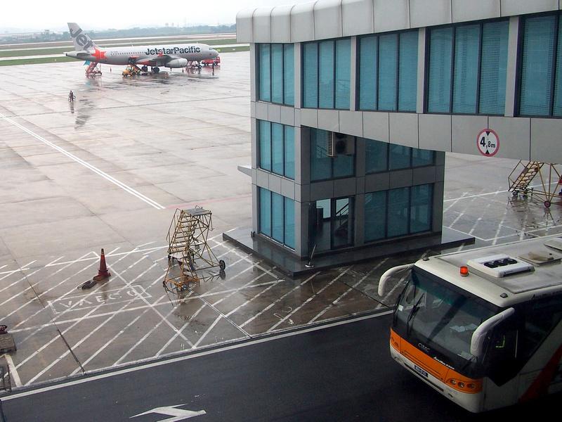 Jetstar Pacific at Hanoi Airport