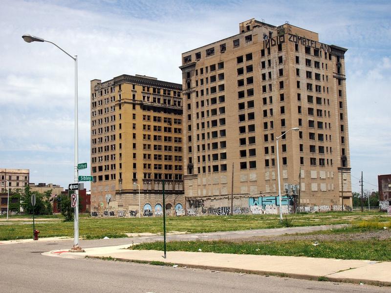 Hotel Eddystone - Detroit