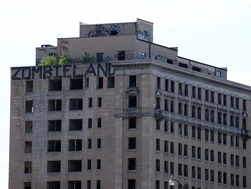 Zombieland - Detroit