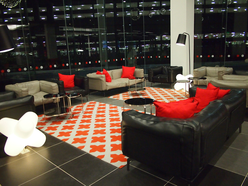 Tune Hotel klia2 Lounge