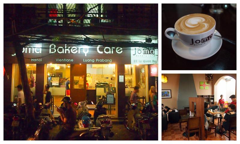 Joma Bakery Cafe - Hanoi