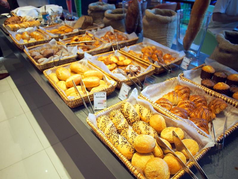 Breakfast - Radisson BLU Pudong Century Park