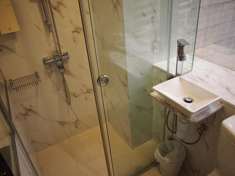 Mini Hotel - bathroom