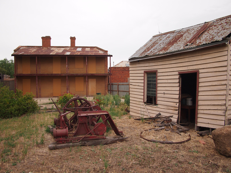 Old Brothel - Echuca