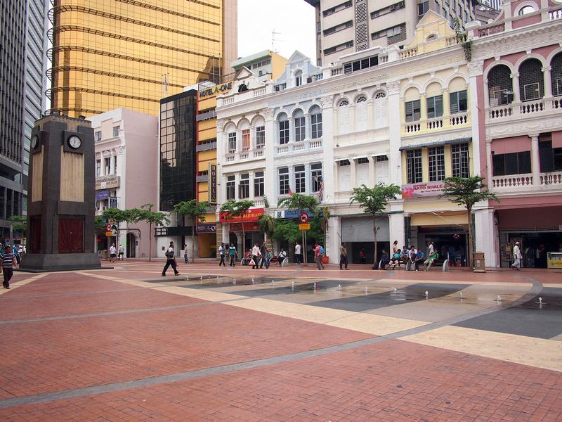 Market Square, Kuala Lumpur - Malaysia