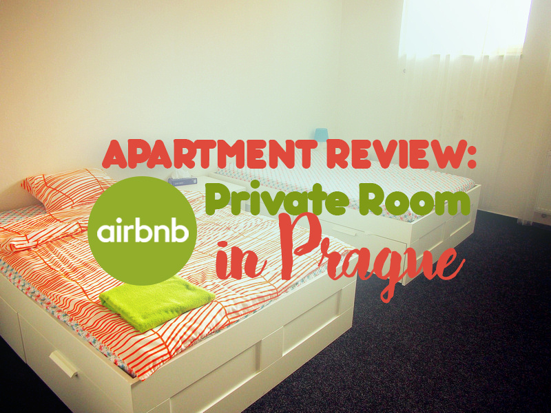 Airbnb private room in Prague