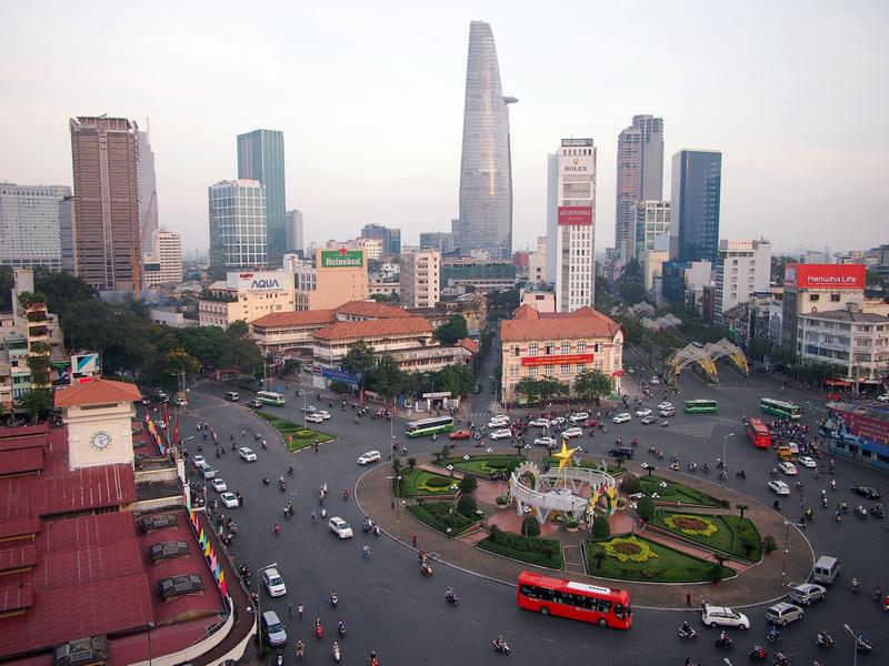 Quach Thi Trang Square