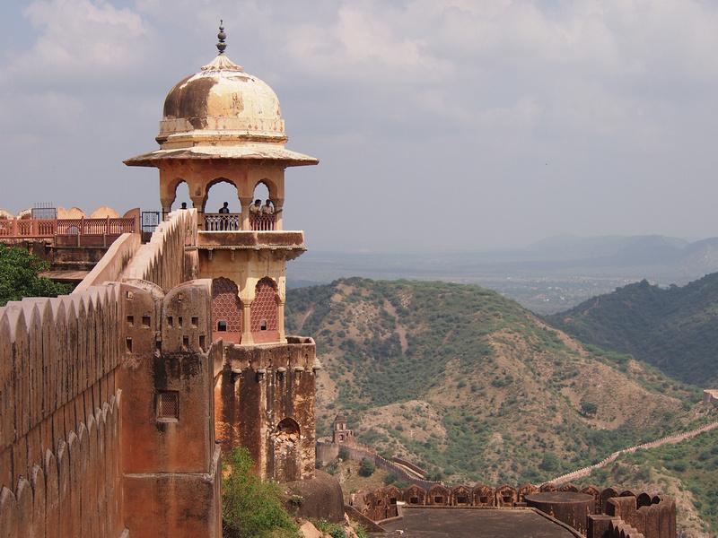 Jaigarh Fort Wall
