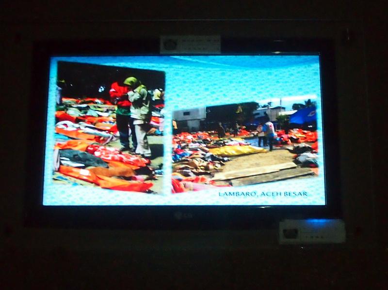 Bodies - Museum Tsunami Aceh