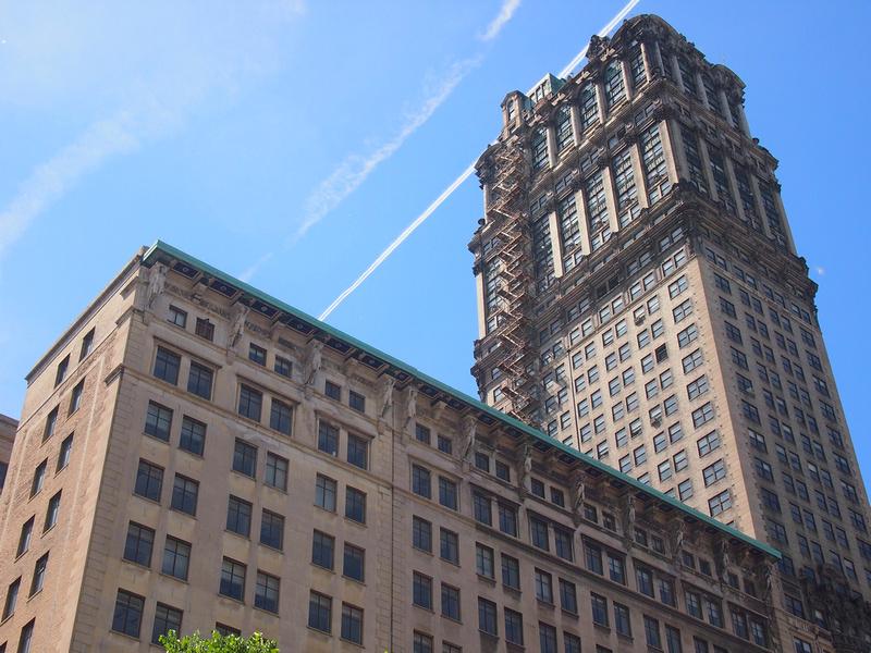 Book Tower - Detroit
