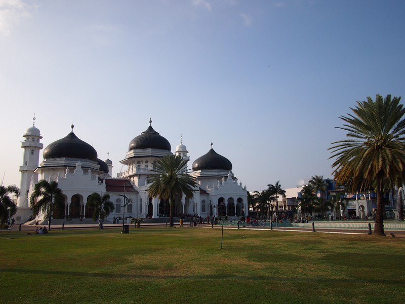 Grand Mosque - Banda Aceh