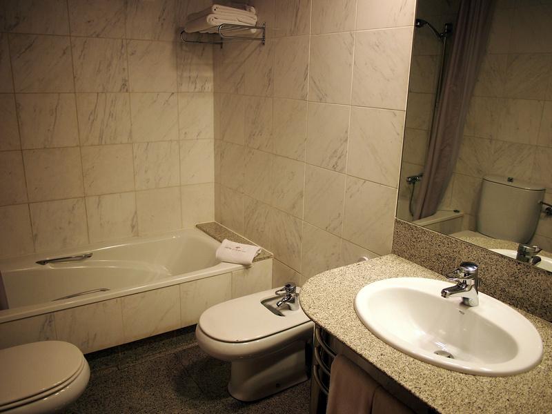 Bathroom - Hotel Carlemany