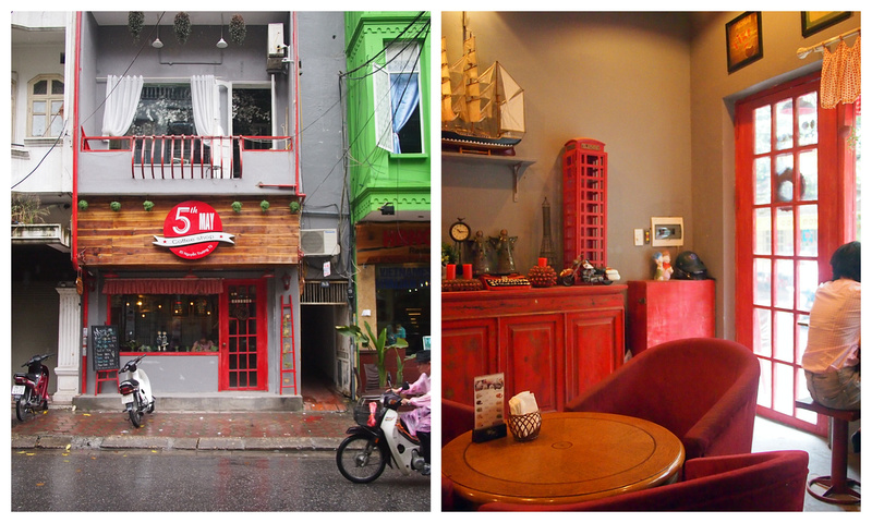 5th May Coffee Shop - Hanoi