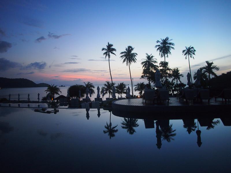 Sunset - Radisson Blu Plaza Resort Phuket Panwa Beach