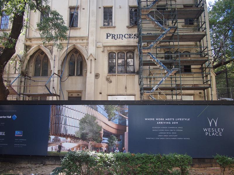 Wesley Place development
