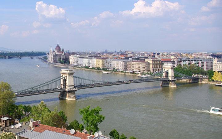 Danube River, Budapest - Hungary