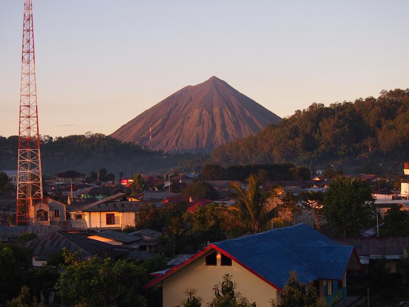 Gunung Inerie, Bajawa - Indonesia