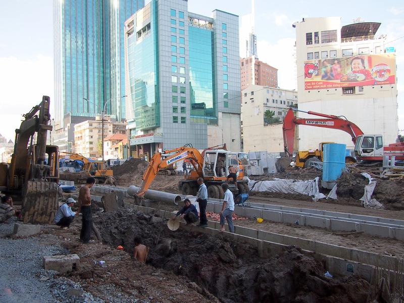 Nguyen Hue Redevelopment