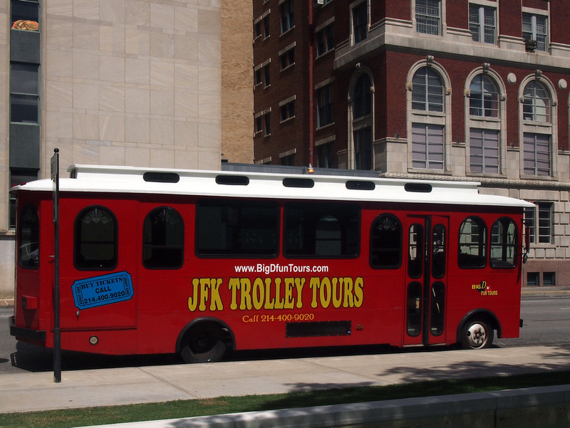 JFK Trolley tours