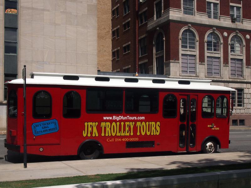 JFK Trolley tours
