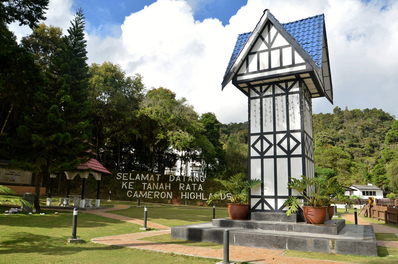 Welcome to Cameron Highlands