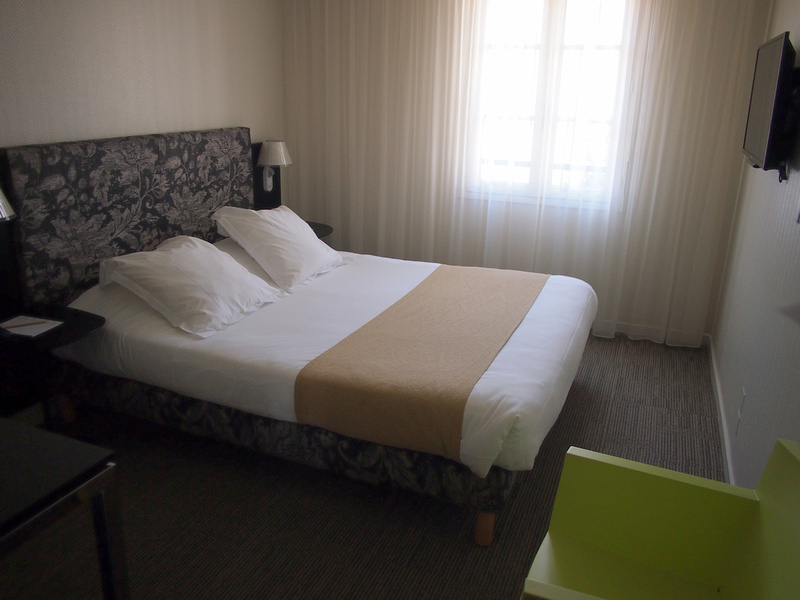 Bed - Hotel Saint Nicolas