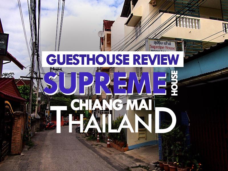 Supreme House, Chiang Mai - Thailand