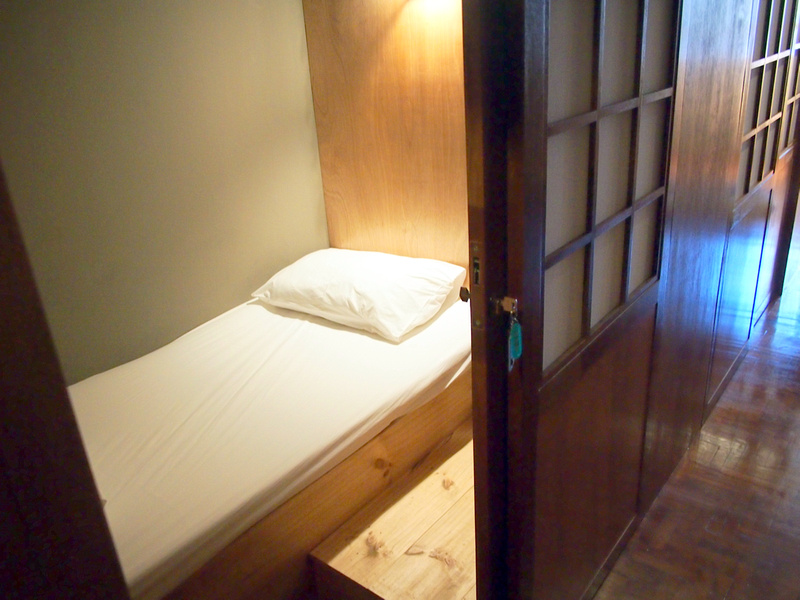 Baan Mek Hostel Room