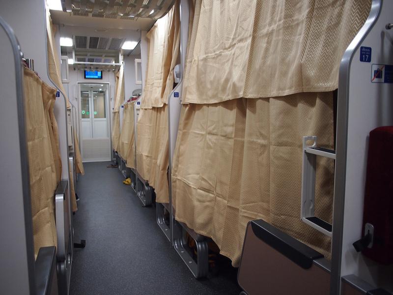 2nd class beds