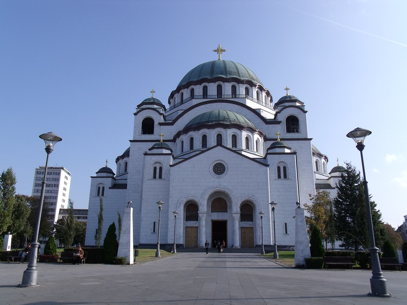 St Sava Cathedral - Belgrade