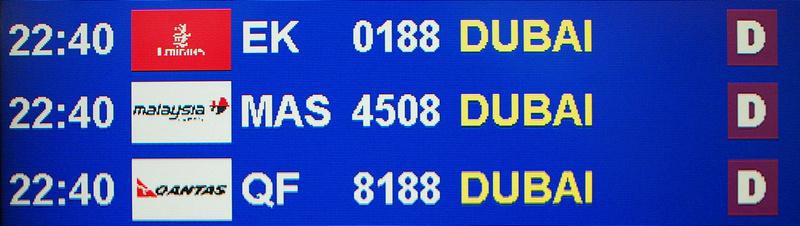 Codeshared Flights