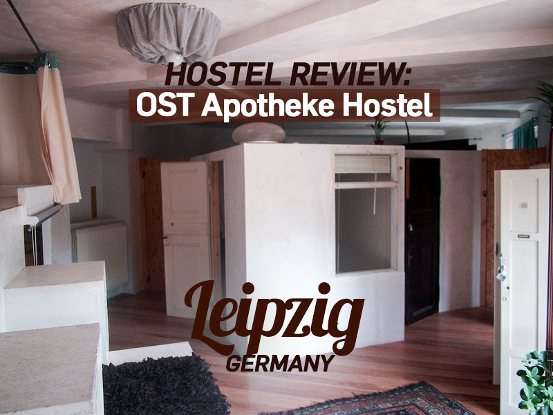 hostel review ost apotheke hostel leipzig germany. Black Bedroom Furniture Sets. Home Design Ideas