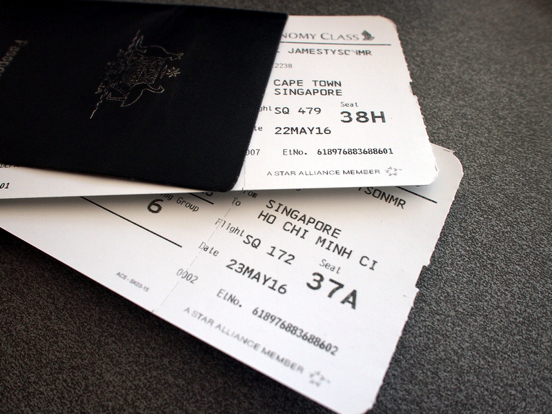 Flight Review: Singapore Airlines – Cape Town to Singapore