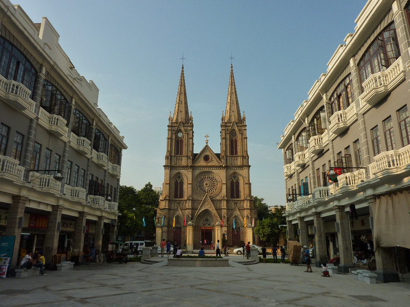 Sacred Heart Cathedral, Guangzhou - China