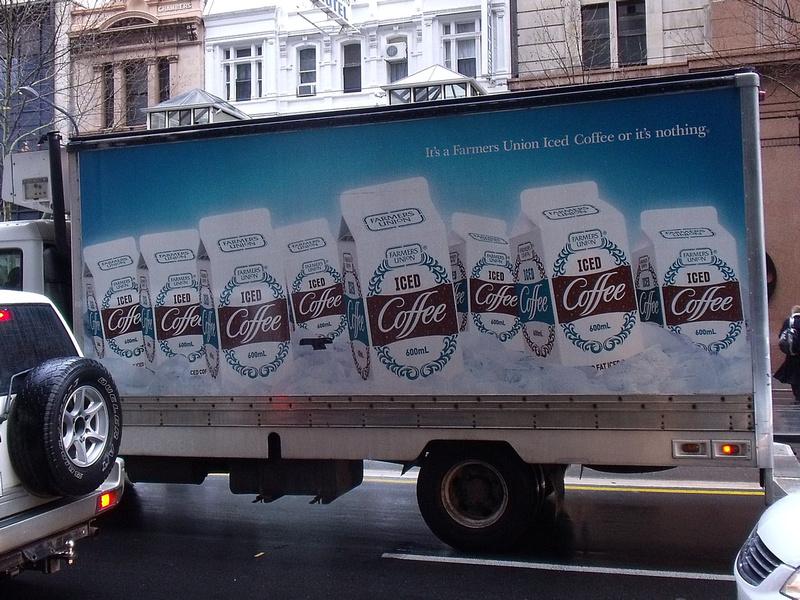 Farmers Union Iced Coffee Truck - Adelaide