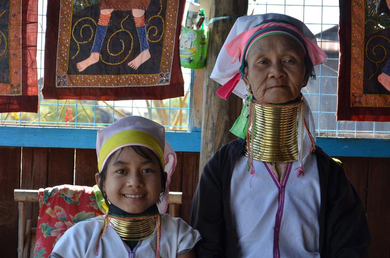 Paduang Long Necks - Inle lake, Myanmar
