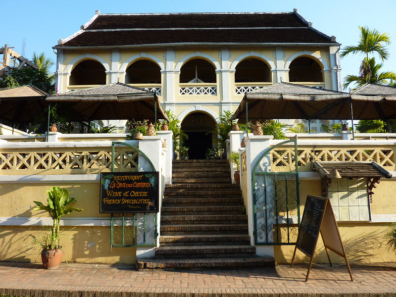 Restaurant La Cave Des