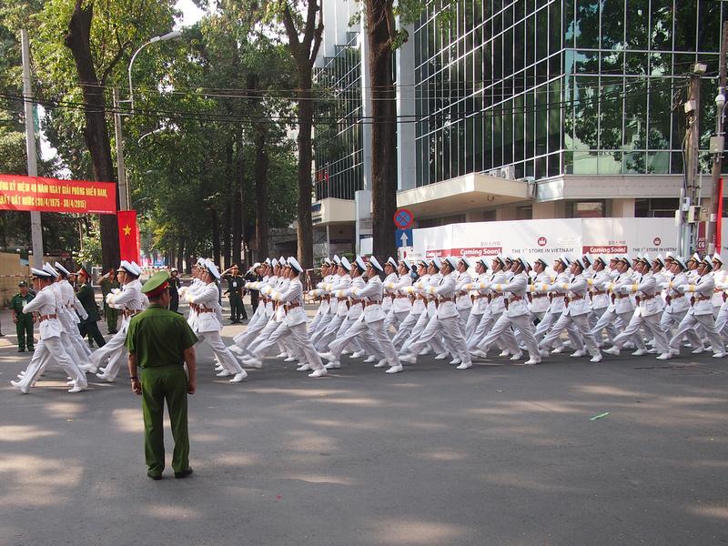 White uniforms